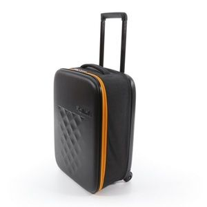 Rolling travel smart flex carry-on troll new